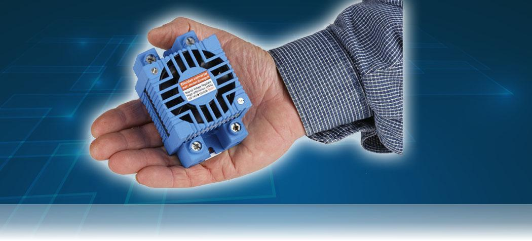 Step-up voltage regulator - Elevateurs de tensions
