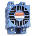 Convertisseur de tension 300W  entrée 9 à 36V, sortie 48V/6,2A réf. CC 48-6,2A / 936 1 Boîtier 1 clipsable sur rail din, fixable sur paroi, ventilateur intégré Longueur  : 96 mm Largeur : 64 mm Epaisseur : 61 mm